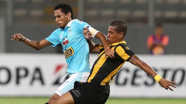 Copa Libertadores: Peñarol 4-3 Sp. Cristal