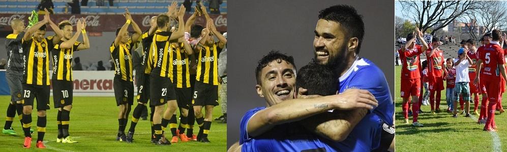 Peñarol se sube a la punta. Rentistas y Juventud ganan puntos vitales