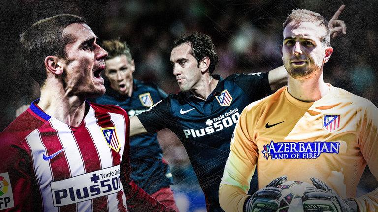 Atlético Madrid a semifinales de Champions, eliminando Barcelona