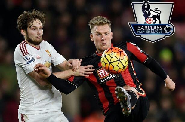 Liga de Inglaterra, Manchester a Europa League