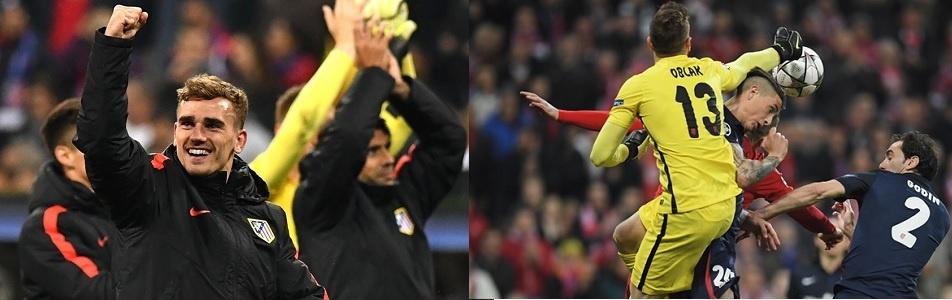 Atlético con Godin y JoseMa finalistas de Champions League