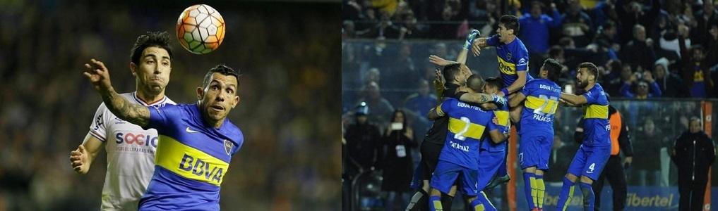 Orion y Boca a semifinales, eliminando a Nacional por penales.