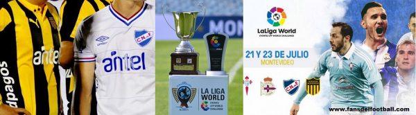 Liga World Challenge Peñarol Nacional Deportivo Celta