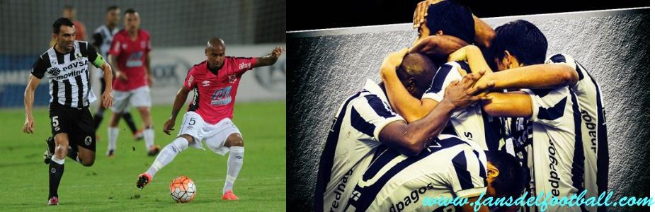 Wanderers gana de visitante al Zamora | Copa Sudamericana