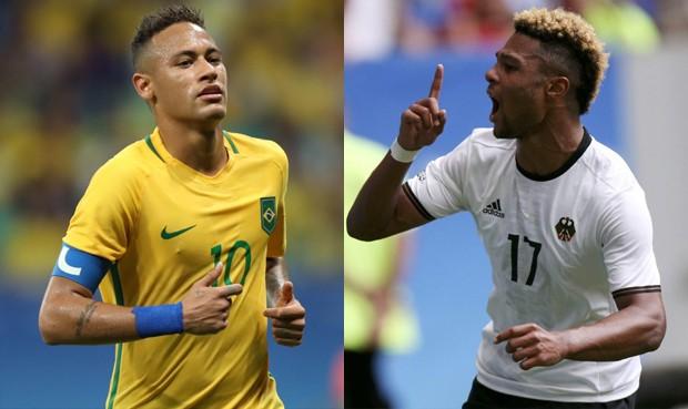 Brasil vs Alemania. Final Rio 2016