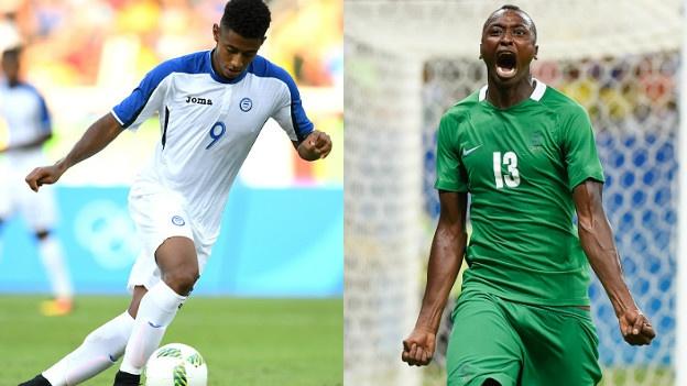 Por el bronce: Honduras y Nigeria