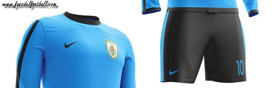 Uruguay cambiaría a Nike