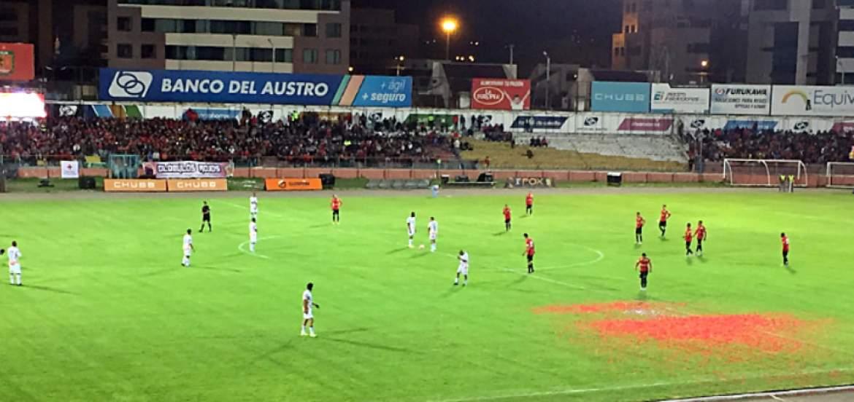 Deportivo Cuenca celebró con triunfo su presentación