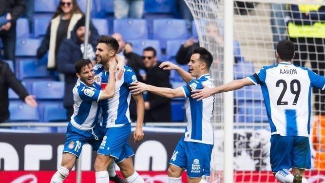 Espanyol venció 3-1 al Granada