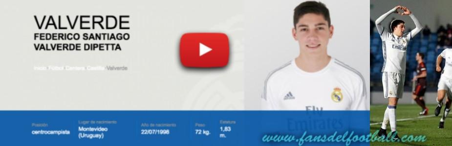 Valverde es idolo en el Real B