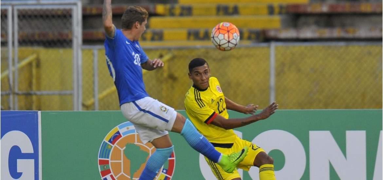 Brasil empató con Colombia y quedó fuera del mundial