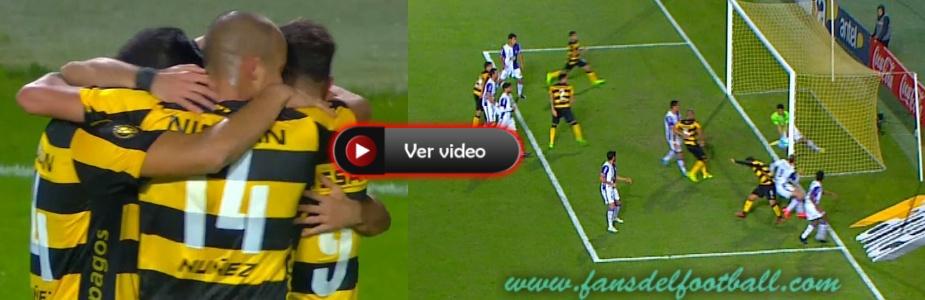 Peñarol comienza el torneo Intermedio ganando bien