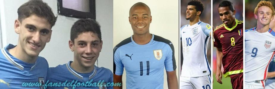Bueno, Valverde y De La Cruz en el 11 Ideal del Mundial Sub 20