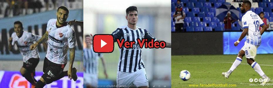La Super Liga Argentina a puro gol Uruguayo