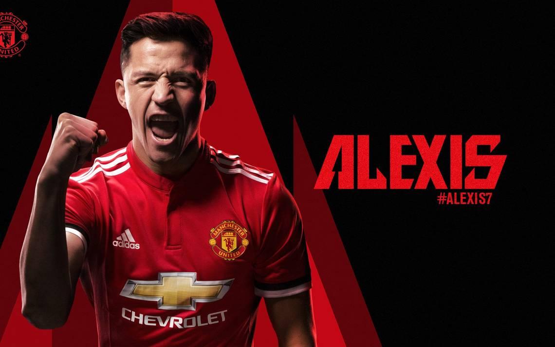 Alexis Sánchez es nuevo jugador del Manchester United