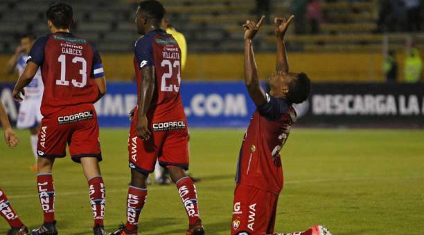 El Nacional logra un triunfo apretado sobre San José de Oruro por Copa Sudamericana