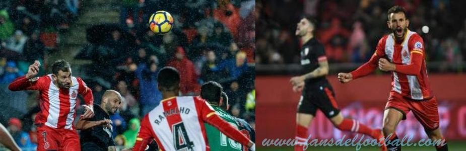Doblete de Stuani para otra victoria del Girona en La Liga