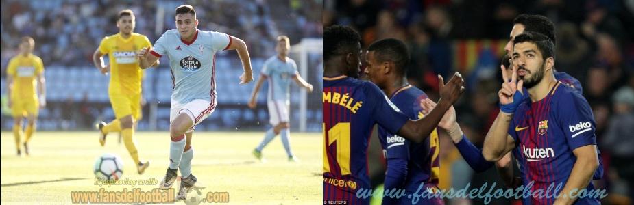 La Liga con Barcelona a paso de Campeon y goles Uruguayos presentes