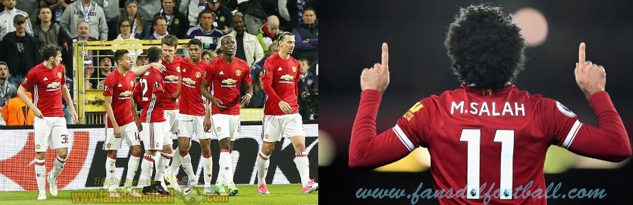 Manchester United derrota al Campeon Chelsea. Salah intratable en Liverpool