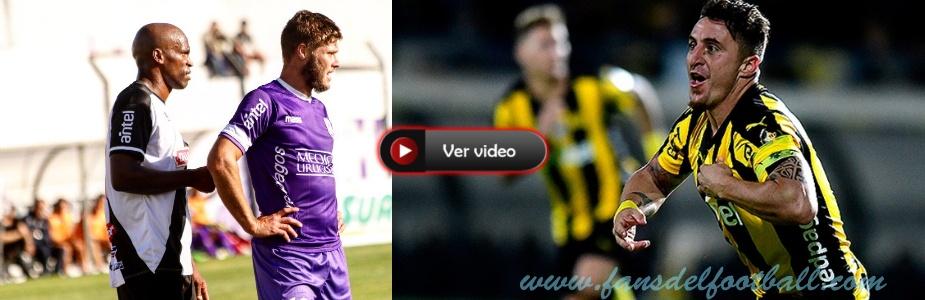 Peñarol gana con Gargano figura y Danubio derrota de atras a Defensor