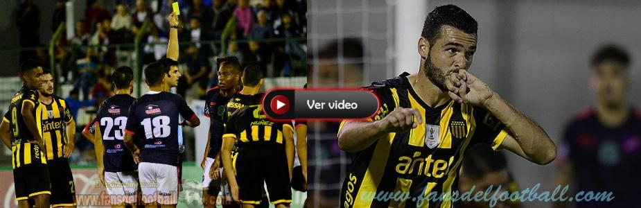 Peñarol se mantiene lider tras derrotar a Atenas en Maldonado