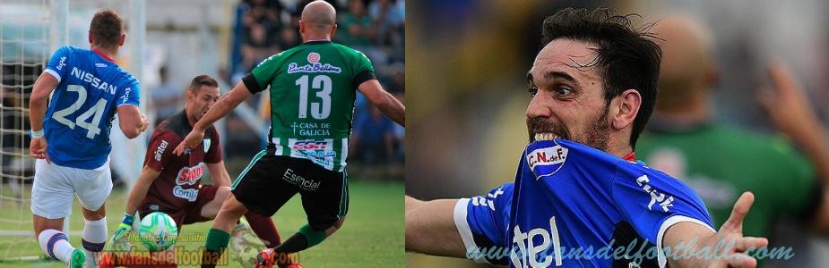 Matías Zunino en la última jugada le da el triunfo a Nacional