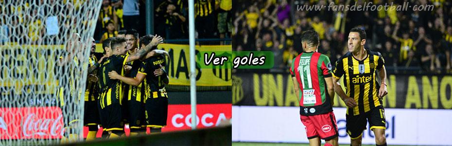 Apertura fecha 11: Ganaron Peñarol y Defensor para seguir de cerca a Nacional