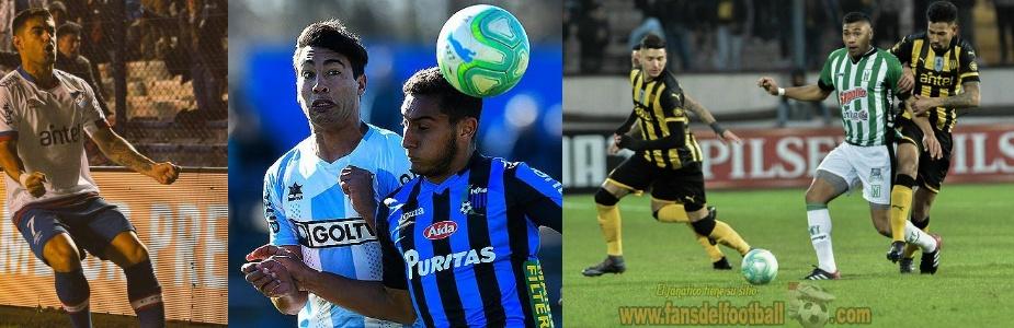 Torneo Clausura Fecha 1 con victorias de Nacional, Defensor, River, Rampla