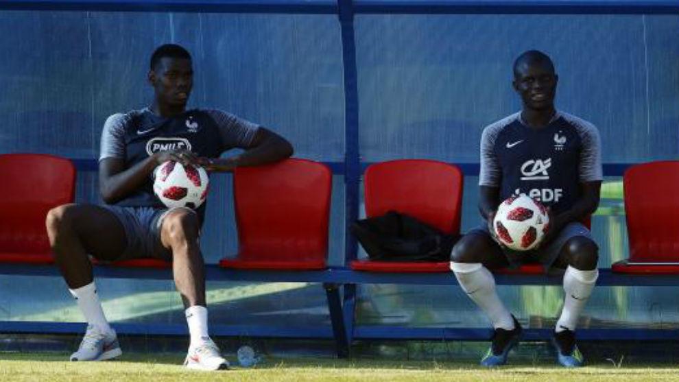 Francia con «imagen africana» en este mundial