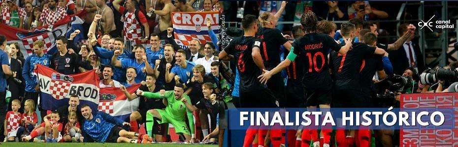 Historico – Croacia Finalista del Mundial tras eliminar a Inglaterra