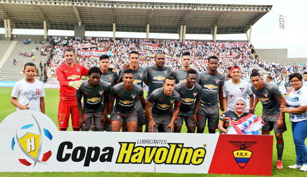Liga de Quito empató en su visita a Guayaquil City y gana la primera etapa