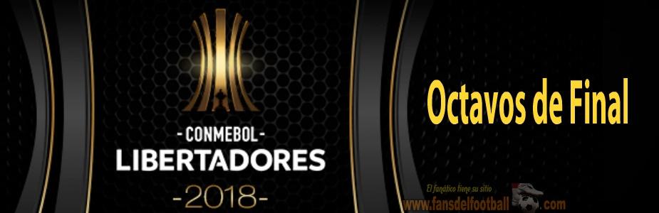Previa Octavos de Final Copa Libertadores 2018