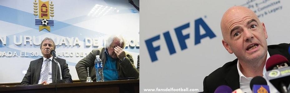 FIFA INTERVINO LA AUF,ordena Comisión Normalizadora.