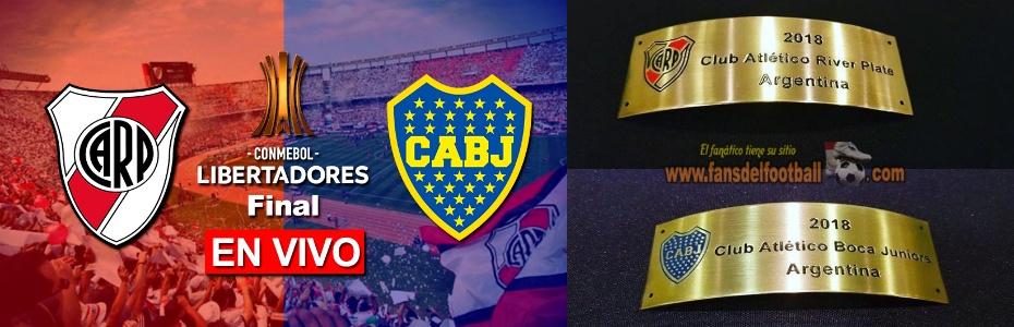 Final Copa Libertadores 2018 – EN VIVO: River – Boca