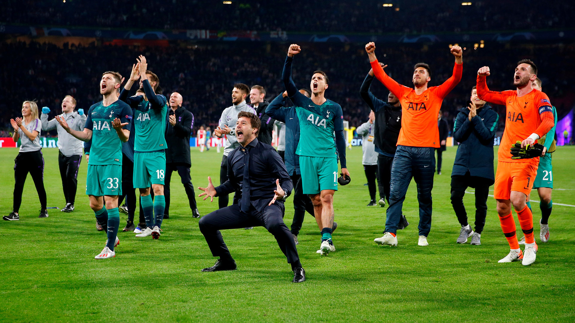 Con triplete de Lucas Moura, Tottenham se clasifica a la primera final de Champions League de su historia
