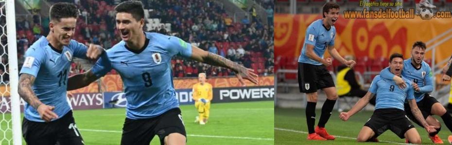 Uruguay debuta con victoria en Mundial Polonia 2019