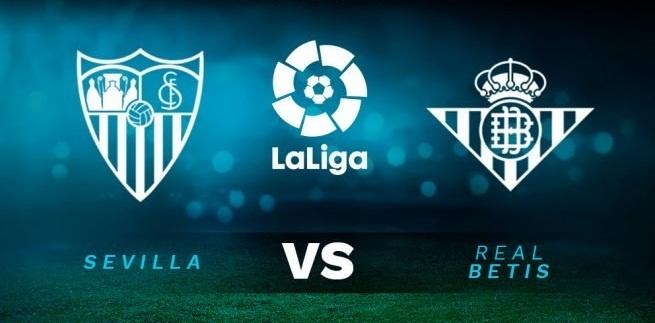 LaLiga vuelve con Sevilla vs. Betis, horarios y canales que transmiten el derbi sevillano.