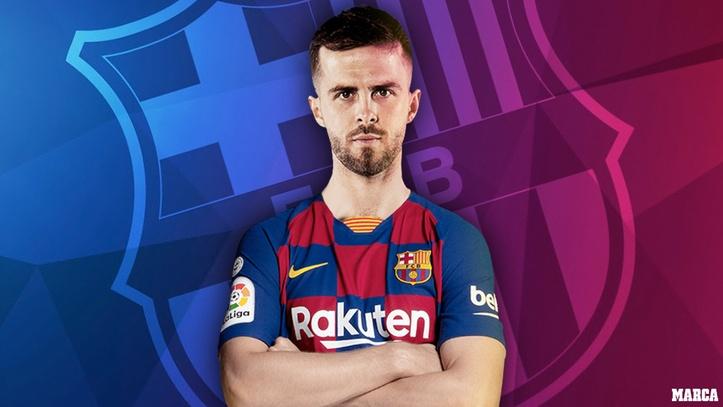 Pjanić de la Juve al Barça por 60+5 millones de euros