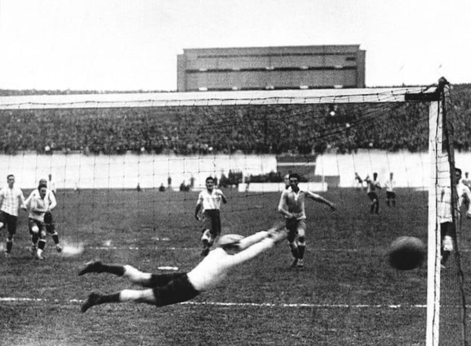 Un día como hoy…Uruguay es campeón de los Juegos Olímpicos de Amsterdam 1928