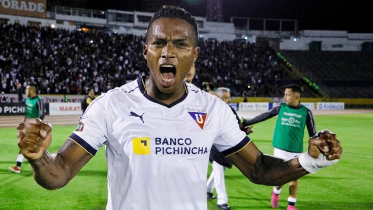 Antonio Valencia no seguirá en Liga de Quito por la situación económica que atraviesa el Ecuador