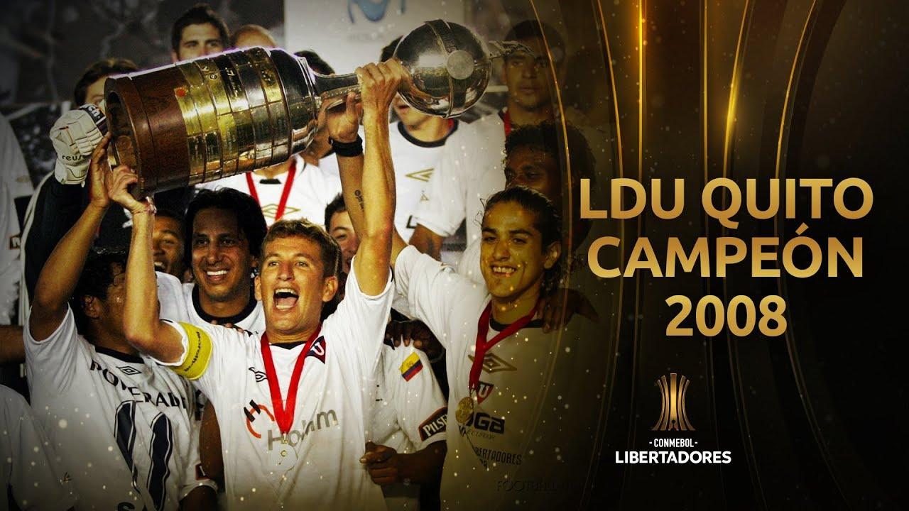 Un día como hoy…hace 12 años, Liga de Quito ganaba la primera Copa Libertadores para el fútbol ecuatoriano