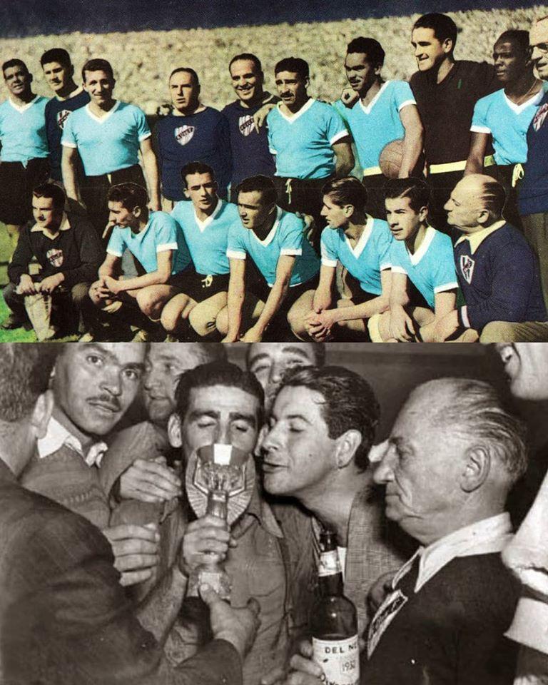 70 años del Maracanazo: Uruguay Campeón del Mundo 1950