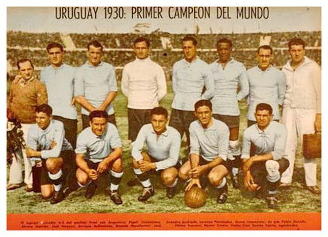 Un día como hoy…Hace 90 años, Uruguay se consagraba campeón de la primera Copa del Mundo