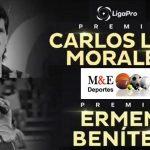 Carlos Luis Morales se llamará el premio al mejor arquero y Ermen Benítez al máximo goleador de la LigaPro