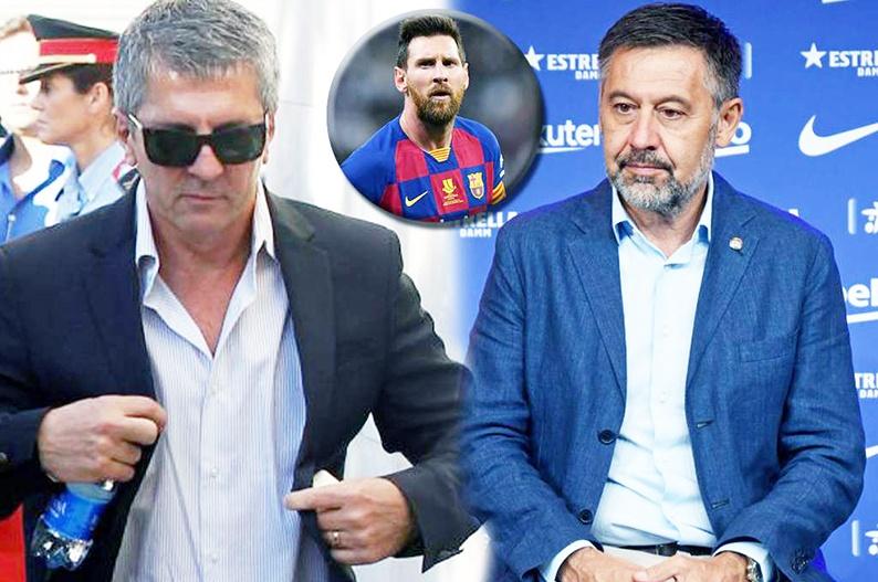 Padre de Lionel Messi y Bartomeu se reunieron sin acuerdo