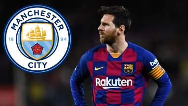 Lionel Messi ya tendría un acuerdo con el Manchester City por 5 años