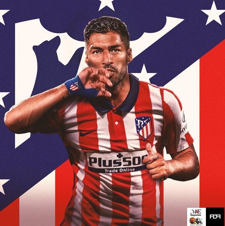 Luis Suárez será del Atlético