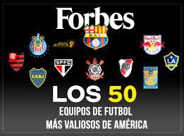 Barcelona Sporting Club entre los 50 clubes más valiosos de América de Forbes México