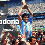 Falleció Diego Armando Maradona (1960-2020)