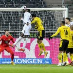 En duelo entre los dos Borussia, el Mönchengladbach derrotó 4-2 al Dortmund